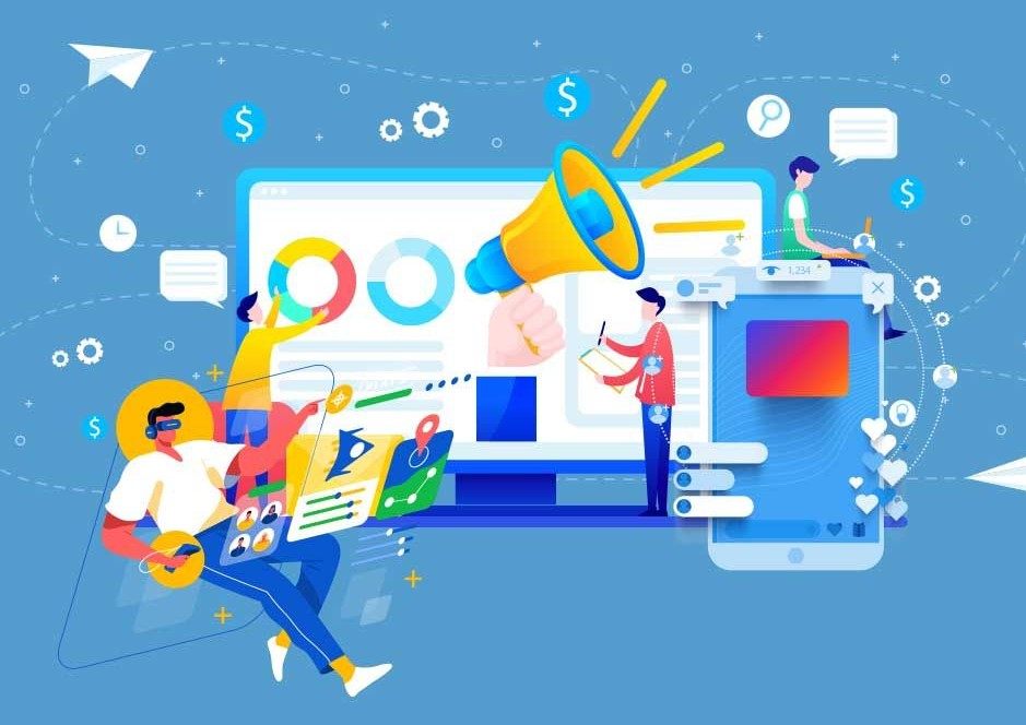 Social media marketing glasgow